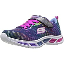 Skechers Litebeams-Gleam Ndream, Zapatillas para Niñas