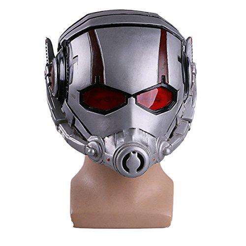 Ameise Helm ANT MAN Cosplay Halloween Ant Krieger Helm Maske,OldStyle-OneSize