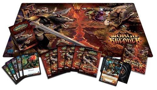 World of Warcraft TCG 01080 - Upper Deck - WoW Worldbreaker Epic Collection (Warcraft-kartenspiel)