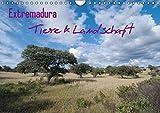 Extremadura, Tiere & Pflanzen (Wandkalender immerwährend DIN A4 quer): Bilder von Landschaft und Tieren der Extremadura im Herzen Spaniens ... [Kalender] [Dec 10, 2013] Martin, Christof - Christof Martin