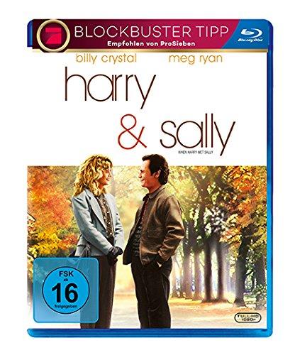 Harry und Sally [Blu-ray] Billy Crystal-dvd