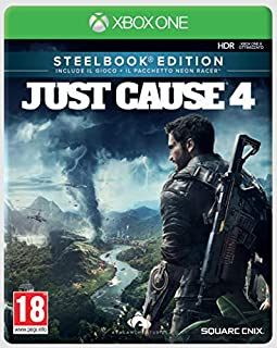 Just Cause 4 - Steelbook Edition - Xbox One (B07J4VLXN6) | Amazon price tracker / tracking, Amazon price history charts, Amazon price watches, Amazon price drop alerts