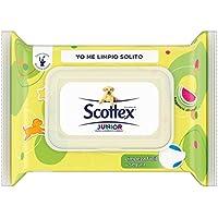 Scottex Junior Papel Higiénico Húmedo - 76 hojas