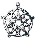 Brisingamen Pentagramm Anhänger Amulett Talisman Schmuck mit Halskette - Schönheit und Charme