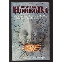 Best New Horror: No. 4