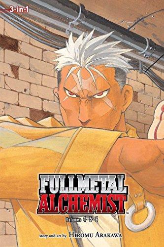 FULLMETAL ALCHEMIST 3IN1 TP VOL 02 (C: 1-0-1) (Fullmetal Alchemist (3-in-1 Edition)) por Hiromu Arakawa