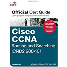 CCNA Routing and Switching ICND2 200-101 Official Cert Guide.