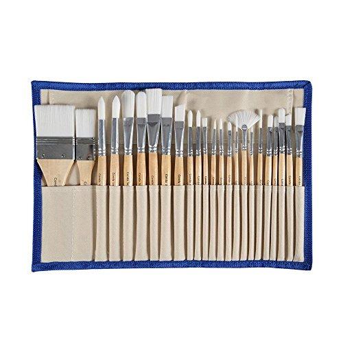 Set di pennelli da pittura