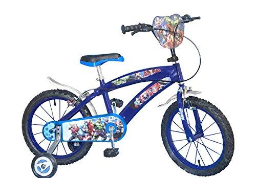 Los-Vengadores-Bicicleta-para-nios-de-5-8-aos-16-Toim