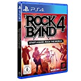 Rock Band 4 Wireless Fender Stratocaster Bundle für Playstation 4