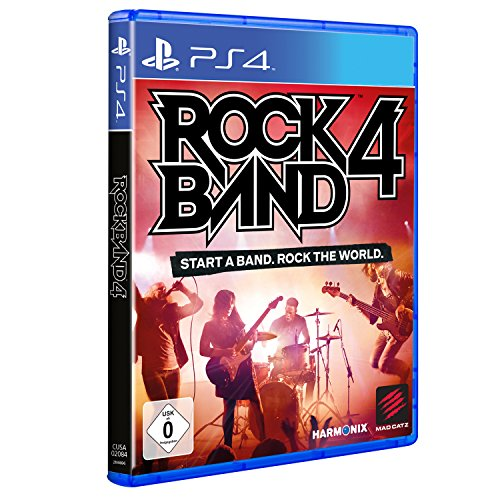 Rock Band 4 - [PlayStation 4]