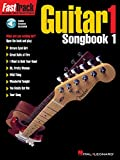 Fast Track Guitar 1 Songbook One Tab Book/Cd