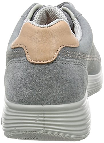 Hotter Solar, Sneakers basses femme Grey (Pebble Grey)
