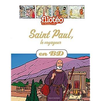 Saint Paul le voyageur en BD: (réédition)