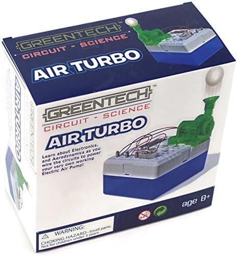 Greentech Circuit-Science AirTurbo Model Kit by Five Below | Avec Une Réputation De Longue Date