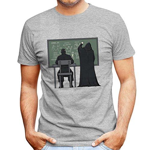Star Wars Combat 101 Darth Sidious Darth Maul Men's T-Shirt (Maul Shirt Darth)