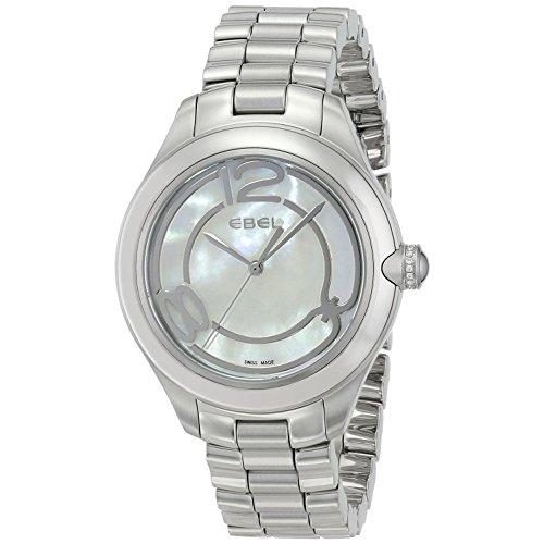 Ladies Ebel Onde 36 Diamond Watch 1216103