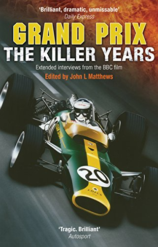 Grand Prix: The Killer Years (English Edition) -