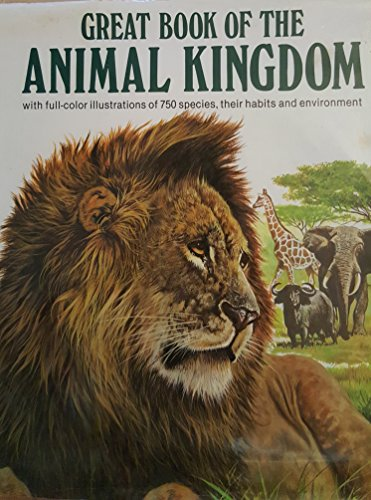 Title: Great Book Of The Animal Kingdom