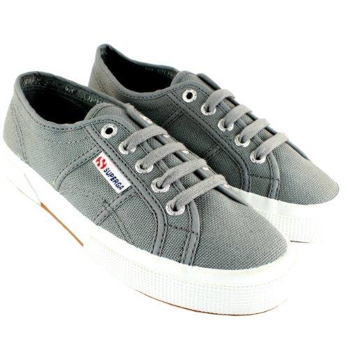 Superga S4s, Unisexe Adulte Gris Sneaker