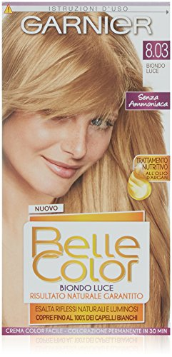 teinture pour les cheveux couleur permanent belle color luce 803 blond luce - Belle Color Blond Cendr