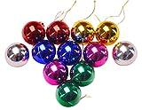 wicemoon Weihnachtsschmuck Weihnachten Brosche Ornaments Christmas Gifts & # xff08; 1Pack 12x & # xff09;
