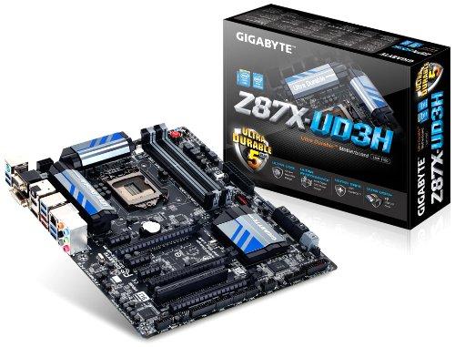 GIGABYTE Z87X-UD3H Placa Base Free M8000X Ratón láser