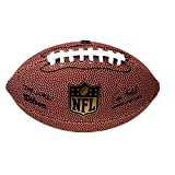 Wilson - Mini pallone da football americano, colore: Marrone