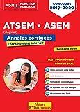 Concours ATSEM et ASEM - Catégorie C - Annales corrigées - Concours 2019-2020