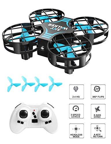 LENDGO Mini Drone for Kids Beginners,Flight Nano Drones for Children ,Remote Control Drone for Kids,Headless Mode,Altitude Hold,3D Flips,One Key Return and Speed Adjustment