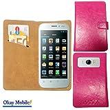 Nano Smartphone Tasche Schutzhülle Cover Case mit 2