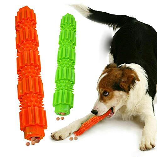 Jiadi Kauspielzeug aus Gummi für Aggressive Kauen, unzerstörbar, langlebiges Kauspielzeug für große Hunde -