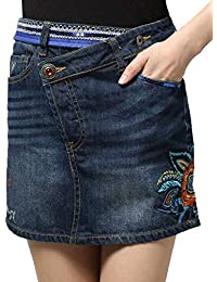 9b7fd13c03 Amazon.es  Desigual - Faldas   Mujer  Ropa