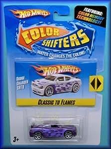 Mattel- R1134 - Hot Wheels - Véhicule miniature - Hot Wheels color Shifters - Spectyte