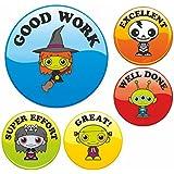 Halloween Themed Award Stickers- AMZ