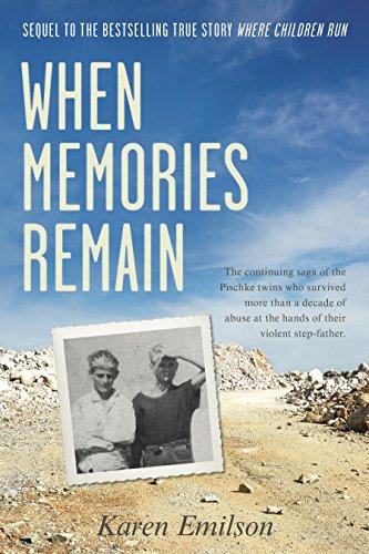 "Book cover image for When Memories Remain: Sequel to ""Where Children Run"" (Pischke Twins Book 2)"