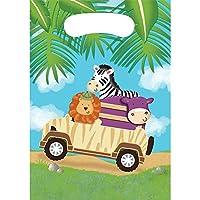 Safari Adventure Party Bags pk8