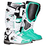 Gaerne Motocross-Stiefel SG 10 Grün Gr. 42