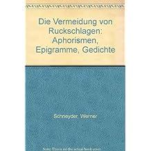 Gelächter vor dem Aus. Die besten Aphorismen und Epigramme. 2. Auflage.