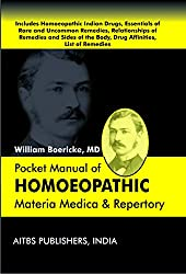 Pocket Manual of Homeopathic Materia Medica & Repertory