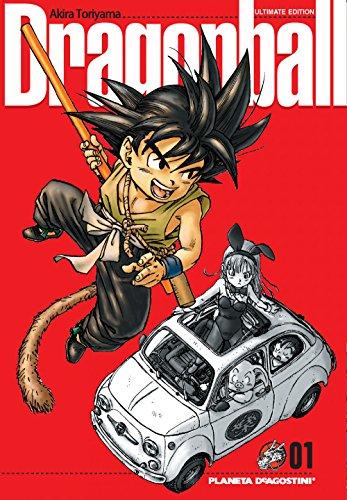 Son Goku es un chico muy especial que, tras la muerte de su abuelo, vive solo en el bosque. Posee una fuerza prodigiosa y parece bastante satisfecho con su vida al aire libre hasta que conoce a Bulma, una niña pija que está buscando las Bolas de Drag...