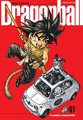 Dragon Ball nº 01/34 (Manga Shonen) thumbnail