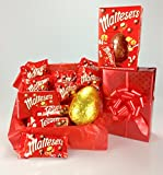 Happy MALTESERS Easter HAMPER Gift wrapped Large Selection...