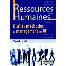 Ressources humaines: Outils & méthodes de management des RH