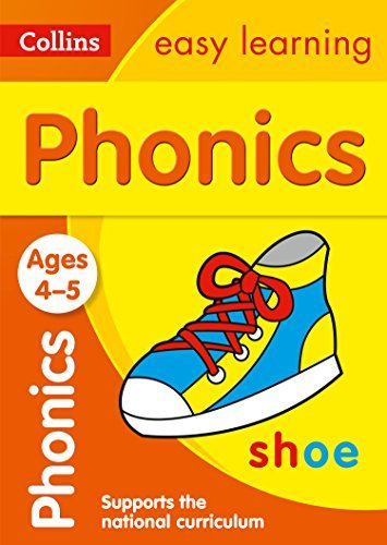 Phonics: Ages 4-5 (Collins Easy Learning Preschool) by Collins UK (2016-03-18)