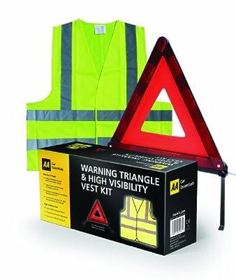 AA Car Essentials Sicherheitsweste