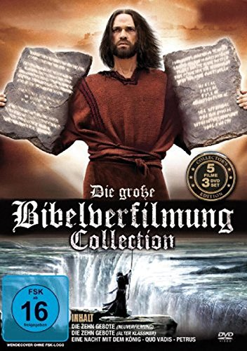 Die große Bibelverfilmung - Collection [3 DVDs]