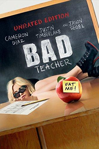 Bad Teacher (4K UHD) (Sitzen Bad-sitz)