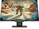 HP 25x - Monitor gaming de 24.5'' con pantalla Full HD (TN 1ms, AMD FreeSync, 144 Hz, Low Blue Light, 1920 x 1080 píxeles, ajustable en altura)