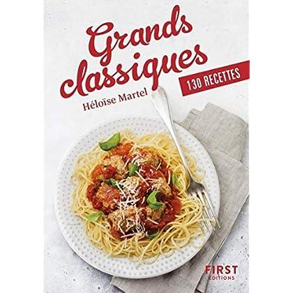Petit Livre de - Grands classiques en 130 recettes